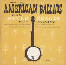 American Ballads by Pete Seeger (CD, May-2012, Smithsonian Records)