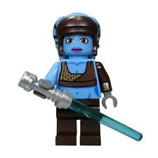 Aayla Secura Minifigure Star Wars Phantom Menace Clone Wars Jedi
