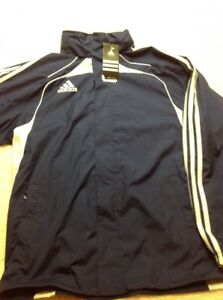 Details about adidas Condivo Travel Jacket Mens Medium, New With Tags
