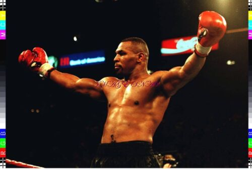 """MIKE TYSON Poster Wall Print 24/"""" x 36/"""" inch 2"""
