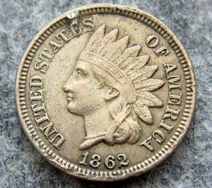 UNITED-STATES-1862-CENT-INDIAN-HEAD