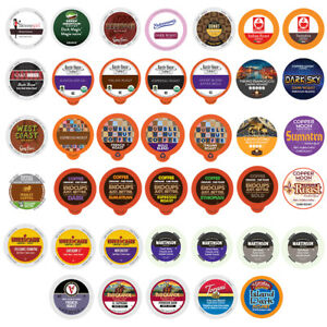 BOLD-amp-DARK-ROAST-COFFEE-For-Keurig-K-Cup-Variety-Pack-Sampler-40-Count