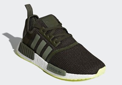 Purchase Adidas Men's NMD Runner R1 Casual Shoes Night Cargo