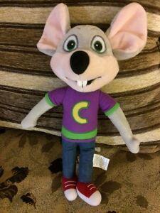 Chuckie Cheese Chuck E Cheese Doll Plush Mouse