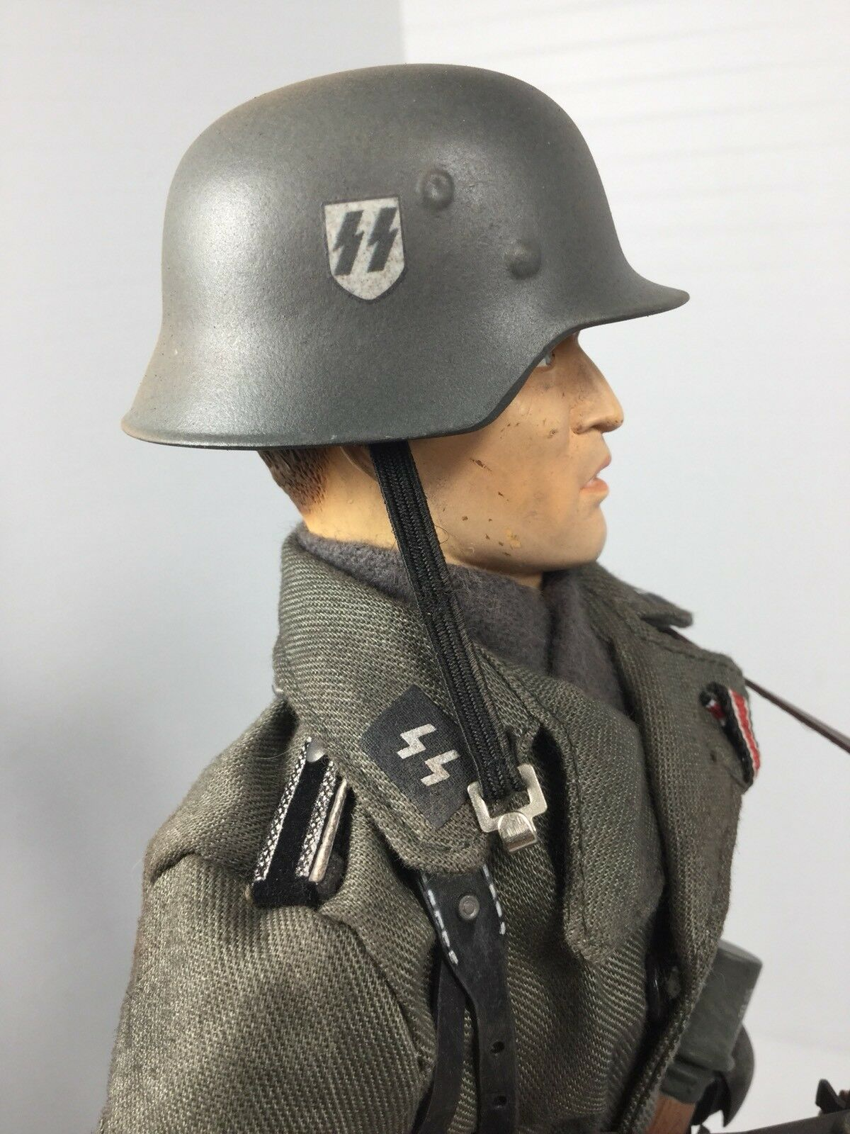 1 1 1 6 DRAGON GERMAN 27TH SS DIV MG-34 GUNNER P-38 EASTERN FRONT BBI DID 21 WW2 8967f1