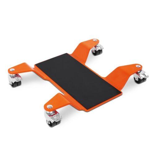 Roller Rangierhilfe Scooter für Hauptständer CS Mover Rangierplatte M3
