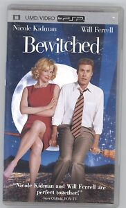 Video Game - Sony PSP UMD Video BEWITCHED Disc w/ Case 43396118614