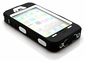 Heavy-Duty-Shockproof-Rugged-Hard-Screen-Defender-Case-Cover-For-iPhone-4-4s