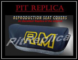 SUZUKI SEAT COVER RM250 RM465 RM500 1981 1982 1983  *BLUE* CTACC