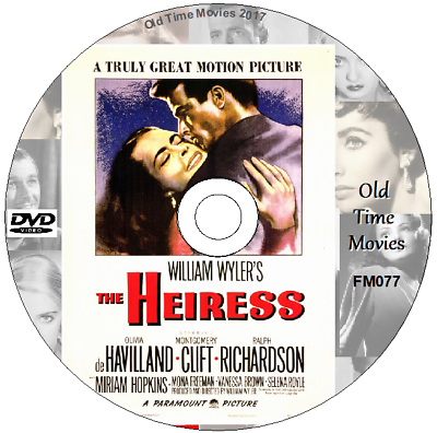 Die Erbin DVD Olivia de Havilland, Montgomery Clift