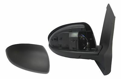 Mazda 2 Hatchback 2007-4//2015 Electric Heated Wing Mirror Primed Passenger Side