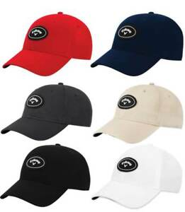 f1286c8fb6c Callaway Stretch Fitted Cap Golf Hat 2019 New - Choose Color   Size ...