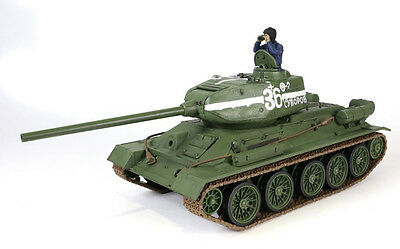 Forces Of Valor Soviet Medium Tank Waltersons T-34 1:24 / European Stock