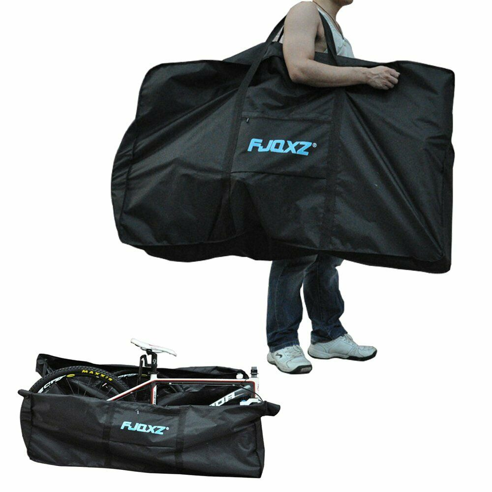 Mountain Road Bikes Bicycle Travel Case Transport Bag Wheel Carry Bag Waterproof