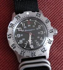 Wrist Auto Mechanical Watch VOSTOK KOMANDIRSKIE Commander Mens Fashion 350751