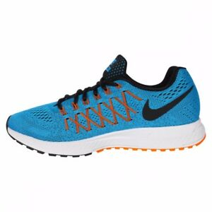 b0fe5d892f0f Image is loading Nike-Air-Zoom-Pegasus-32-Blue-Orange-US-