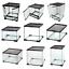 Reptile-Glass-Stackable-Terrariums-Vivariums-Nano-Habitats-Multiple-Sizes thumbnail 1