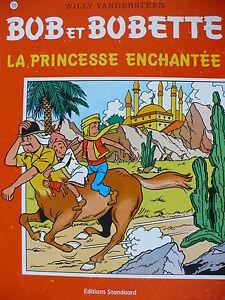 RE-Bob-et-Bobette-129-La-princesse-enchantee-Willy-Vandersteen