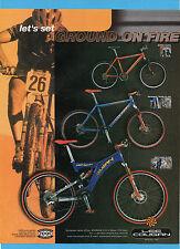 BICMON999-PUBBLICITA'/ADVERTISING-1999- LEE COUGAN BICYCLES