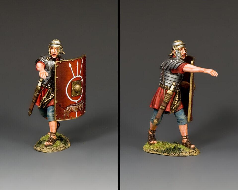 KING & & & COUNTRY ROMAN EMPIRE ROM031 ROMAN PILUM THROWER MIB 5e7276