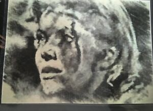Aceo Original Laminato Imprimer Samantha Carter Stargate Sg-1-afficher Le Titre D'origine