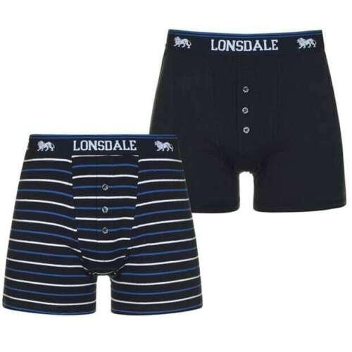Lonsdale London 6 Pack Boxer Short Boxers Pants Trunks XS S M L XL XXL 3XL 4XL