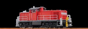 Brawa 41517 H0 Locomotora Diésel Br 294 DB VI AC Digital Básico