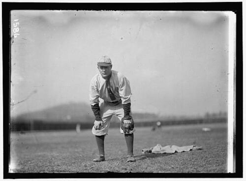 Eddie Foster,Washington AL,University of Virginia,Charlottesville,Baseball