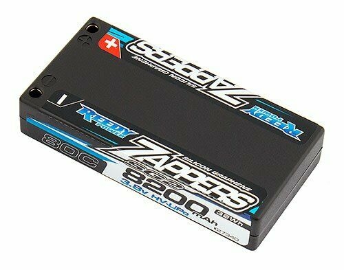 ASC27340  Reedy Zappers SG2 8200mAh 80C 3.8V 1 12