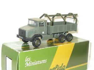 camion KAISER JEEP grue de manutention SOLIDO militaire US