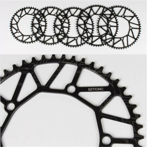 Litepro Road Narrow Wide hollow Chainring Chain Ring BCD 130mm 50 52 54 56 58T