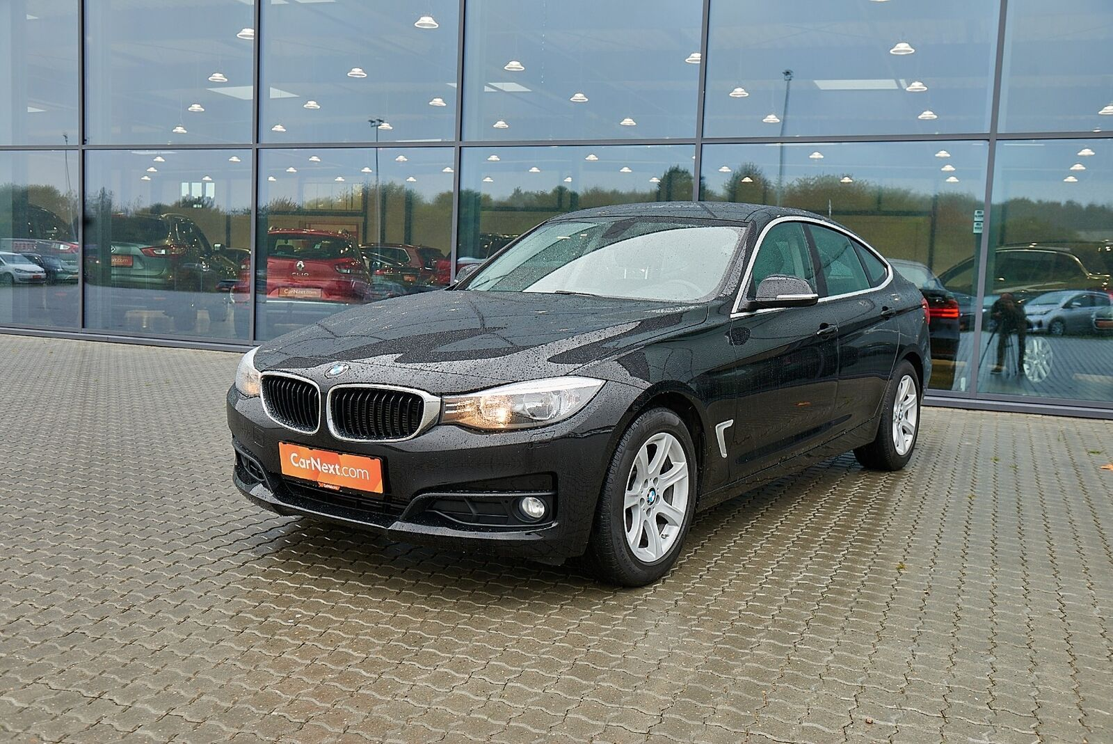 BMW 320d 2,0 Gran Turismo aut. 5d - 239.900 kr.