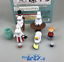 15pcs//set Moomin Little My Jenga World Tour PVC Dolls Toys Cute Kid Gifts 5cm//2