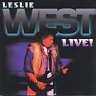 Live by Leslie West (CD, Sep-1993, Shrapnel)