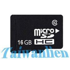 OEM 16GB 16G Class 10 Micro SD Micro SDHC TF Flash Memory Card
