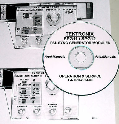 Operating Service Manual For