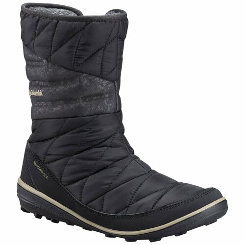 Women Columbia Boots HEAVENLY SLIP II OMNI-HEAT Snow Boots Winter Boots NEW