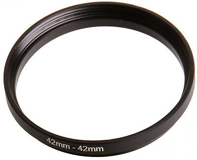 Macro Extension Tube Ring for T-mount T2 cameras lenses adapter 42-42mm M-F