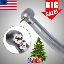 E Generator Dental Led Fiber Optic High Speed Handpiece 4 Hole Yabangbang