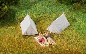 Faller-180987-1-87-H0-4-Tents-New
