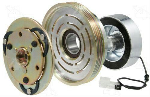 A//C Compressor Clutch Assy w//Coil Seltec for 1989-1995 Nissan Maxima 3.0L 47355