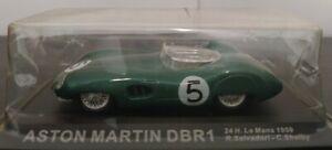 1-43-ASTON-MARTIN-DBR1-24H-LE-MANS-1959-R-SALVADORI-C-SHELBY-IXO-ALTAYA-ESCALA
