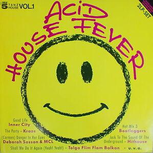 2-LP-Acid-House-Fever-Vol-1-VG-Electrola-1-C-2LP-186-791953-1-Germany