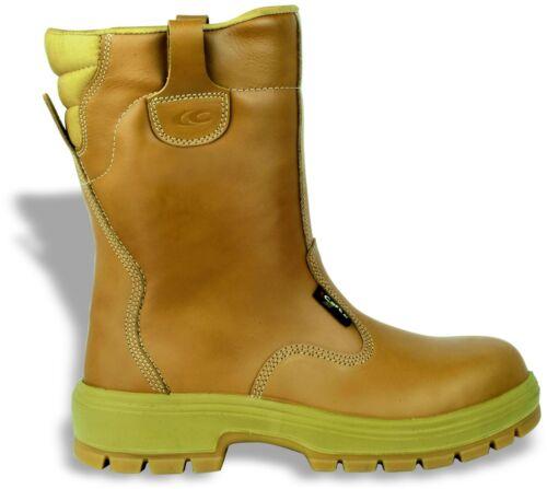 Cofra New York Rigger Boots Composite Toe Caps Midsole Metal Free Non Metallic
