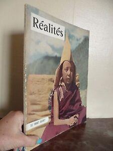 Realtà Rivista per Lettera Settembre 1951 Il Tibet Segreto D.W ,