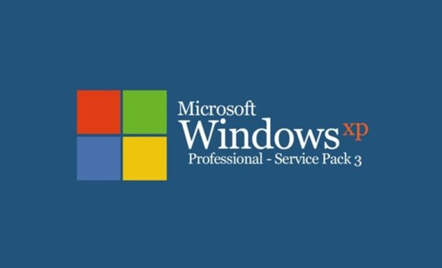Windows XP Professional Edition Full Install CD With ...