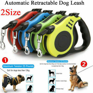 Dog-Leash-Retractable-Walking-Collar-Automatic-Traction-Rope-Small-Pet-10FT-16FT
