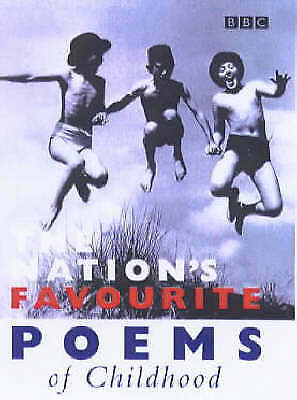 """""""AS NEW"""" , The Nation's Favourite Poems of Childhood (Poetry), Paperback Book"""
