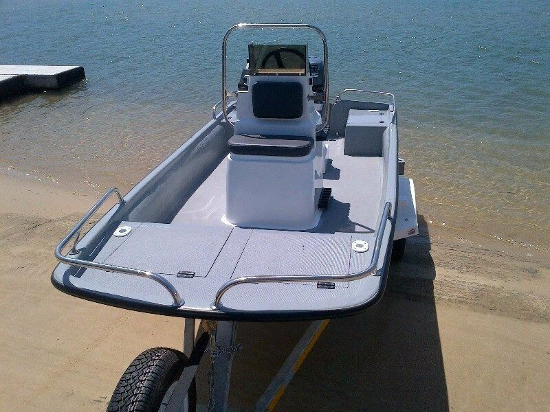 Cathedral Hull, Utility Boat, 3.8m by Jamieson Boats & Kayaks