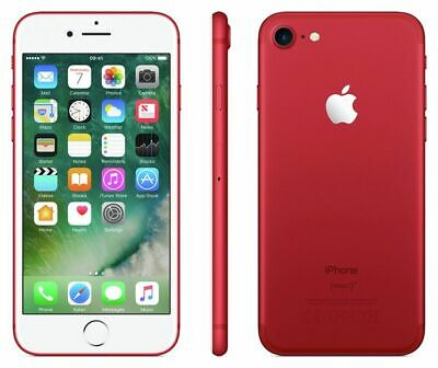 Apple iPhone 7 128 Go - Rouge SmartPhone 100% Tested Débloqué Garantie Grade iOS